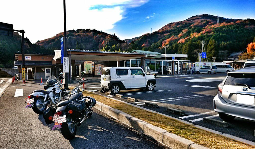 道の駅 池田温泉②